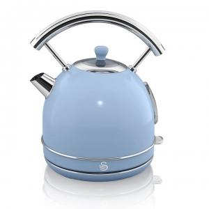 Swan 1.8 Litre Dome Kettle – Βραστηρας Μπλε