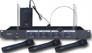 Ibiza VHF4 ασύρματο σύστημα VHF