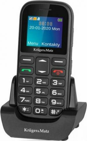 Kruger & Matz Simple 920 Κινητό GSM για ηλικιωμένους με κουμπί SOS
