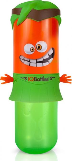 IQBottle Παιδικό Παγούρι 500ml – Orange Amazonas