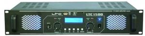 Ltc Audio LTC-1500 ενισχυτής PA. 2x750w