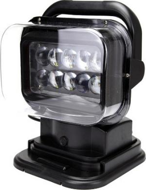 Προβολεας LED Φορητος Τηλεχειριζομενος 10X5W  LED