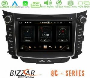 Bizzar Pro Edition Hyundai i30 Android 10 8core Navigation Multimedia