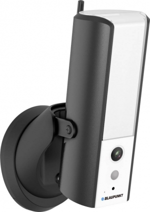 Blaupunkt IP Wi-Fi Κάμερα 1080p Αδιάβροχη Lampcam HOS-X20