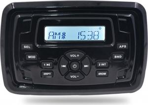 Hasda H-8103 Radio USB Bluetooth 4x45w