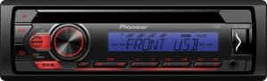 Pioneer DEH-S110UBB Ραδιο-CD με USB με μπλε-κοκκινο