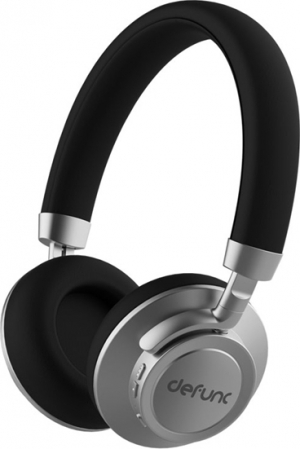 Defunc Plus Bluetooth Headphones – Μαύρο