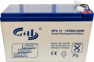 MSN.BAT-1209 Μπαταρια Μολυβδου κλειστου τυπου12V 9AH UPS F2 (6.4MM)