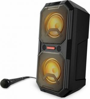 Motorola Sonic Maxx 820 Φορητό αδιάβροχο BT 5.0 karaoke party με LED, TWS για σύνδεση με δεύτερο, μικρόφωνο και υποδοχή για όργανο – 80 W RMS