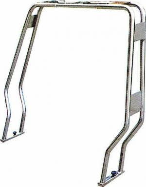 Roll-Bar ανοξείδωτο σπαστό, Υψος 120mm διαμετρος 40mm
