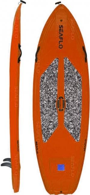 Seaflo SF-S002 Orange SUP 9'6'' πολυαιθυλενίου - Πορτοκαλί