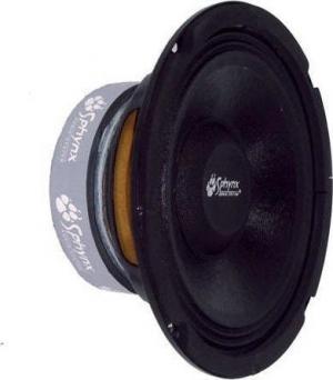 Sphynx SP-W8-SONO Μεγάφωνο 8'' σκληρού κώνου 8Ω 80W RMS.[τεμαχιο]
