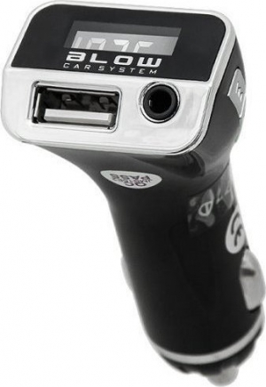 Blow 74-136 FM Transmitter & Charger