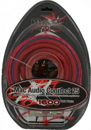Mac Audio. CONNECT 25.Κιτ Καλωδιων ενισχυτη.