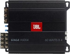 JBL Stage A6004 Ενισχυτής Αυτοκινήτου 4 Καναλιών (Κλάση D)