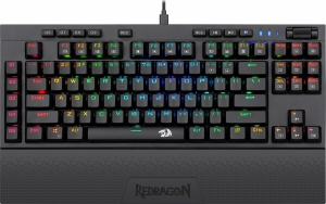 Gaming πληκτρολόγιο - Redragon K588 RGB BROAD SWORD
