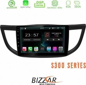 Bizzar S300L Honda CRV 2012-2017 Car Pad 10″ Android 10 Multimedia Station