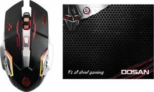 Zeroground MS-2850GMS Dosan Gaming Set 2 in1