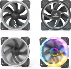 Gaming Cooling Fan - Redragon GC F008 (3 Pack)