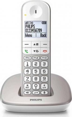 Philips XL4901S/GRS (Ελληνικό Μενού) Ασύρματο τηλέφωνο