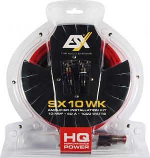 Esx SX 10 WK.Κιτ Καλωδιων 8GA