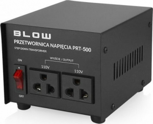 Blow PRT-500 Μετατροπεας 220V σε 110V - 500W