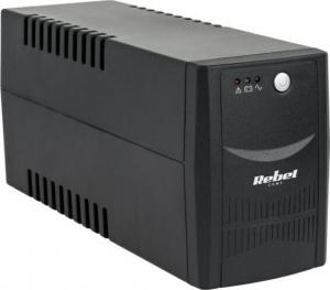 REBEL DM-0552 UPS Micropower 800 Οffline 800VA 480W 230V 50Hz