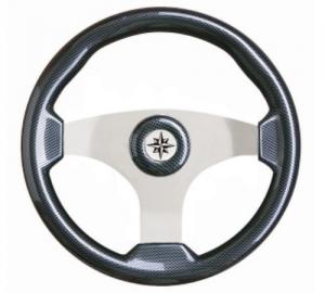 Savoretti Armando T15CF Τιμόνι με Αλουμινιο και Carbon Διάμετρος 35cm