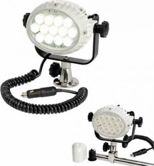 Προβολέας LED-OSCULATI.Mε επιπεδη βαση