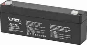 VIPOW BAT0220 Μπαταρία Μολύβδου GEL 12V 2.2Ah 178x34x60mm