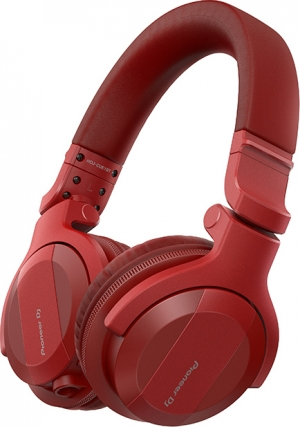 Pioneer HDJ-CUE1BT Headphones With Bluetooth – Κόκκινο