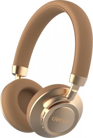 Defunc Plus Bluetooth Headphones – Χρυσό