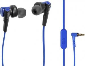 Sony MDR-XB50AP In-ear Handsfree με Βύσμα 3.5mm Μπλε