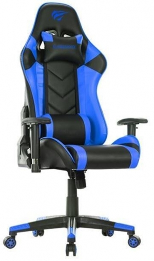 Havit GC932 Gaming Καρέκλα  Μαύρο/Μπλέ