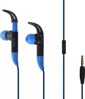 Puro Stereo Handsfree Sport – Μπλε  IPHFSPORT6BLUE