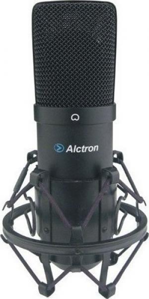 Alctron MC002 επαγγελματικό μικρόφωνο 48v