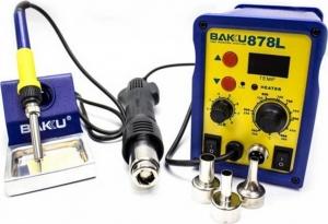 Baku BK-878L Σταθμός κόλλησης και θερμού αέρα