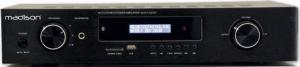 Madison MAD1400BK στερεοφωνικός ενισχυτής hi-fi