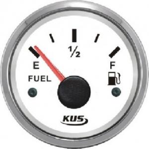 Δείκτης πετρελαίου- βενζίνης Inox-Μαυρο