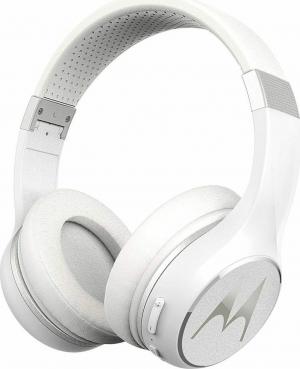 Motorola ESCAPE 220 Λευκό Ασύρματα BT 5.0  ακουστικά Hands Free