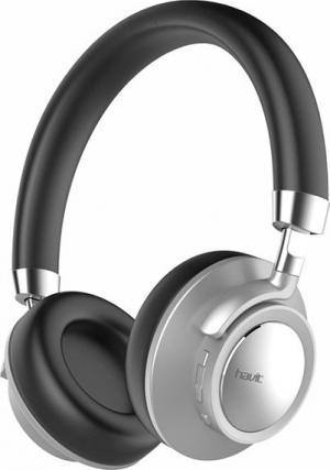 Havit F9 Black/Silver Ασύρματα Ακουστικά