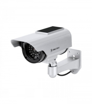 Cabletech DK-12 URZ0993 Ηλιακή Κάμερα με LED