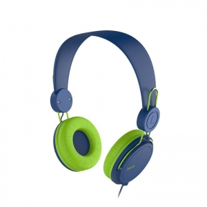 Havit HV-2198d Purple/Green Καλωδιακά Ακουστικά
