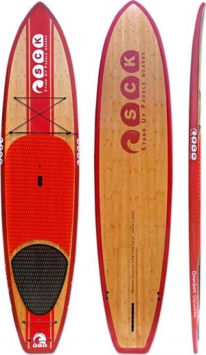 SCK Bamboo Oμicron 11'6''Σανίδα