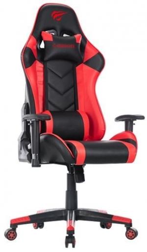 Havit GC932 Gaming Καρέκλα Μαύρο/Kόκκινο