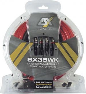 Esx SX 35 WK Κιτ Καλωδιων 2000w