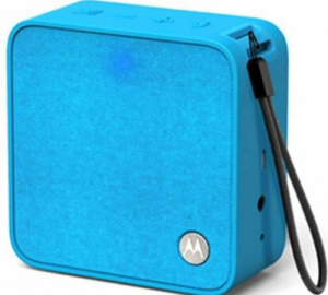 Motorola Sonic Boost 210 Ηχείο Bluetooth 6W με 4 ώρες Λειτουργίας Μπλε