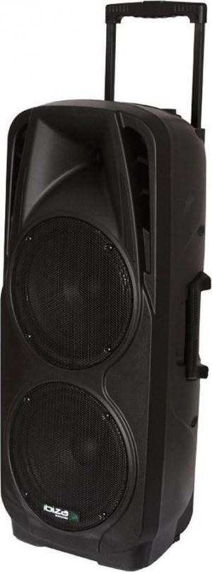 Ibiza PORT225VHF-BT φορητό σύστημα ήχου.2 x 10''.300w.rms.