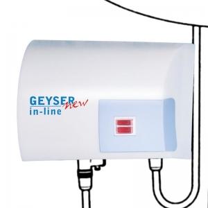 Geyser 2AA25N Ηλεκτρικός ταχυθερμαντήρας νεροχύτη 5000 W