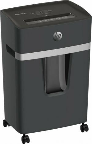 HP ProShredder 10MC – 2812 Επαγγελματικός καταστροφέας εγγράφων με συνδετήρες και καρτών Micro Cross Cut P5